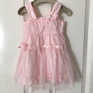 🔆3/$30🔆 Ruffle + Tulle Dress